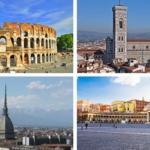 Quale città culturale italiana dovresti visitare? Scoprilo con questo test !