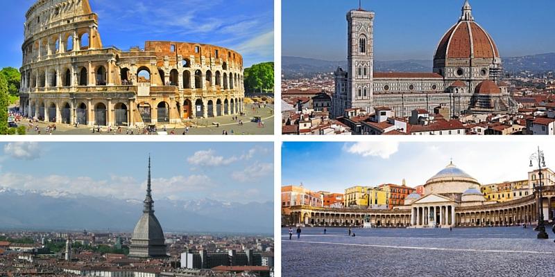 Città culturali italiane