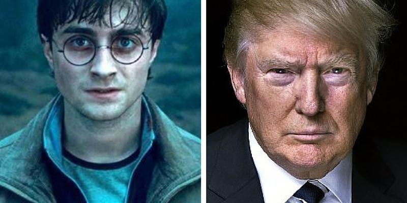 Harry Potter e Donald Trump