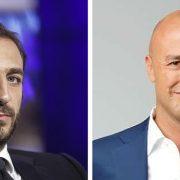 Gianluigi Nuzzi e Emiliano Fittipaldi