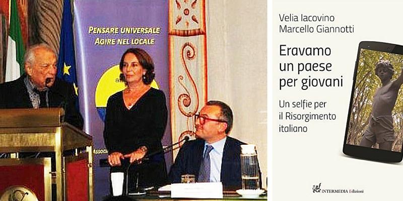 """Velia Iacovino, """"I giovani d'oggi hanno smarrito la voglia di sognare"""""""