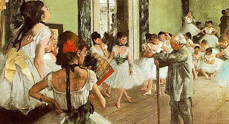Le 5 opere più famose di Degas