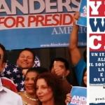 Alex Anderson, in un libro la storia del (finto) candidato alla Casa Bianca che ha conquistato il web