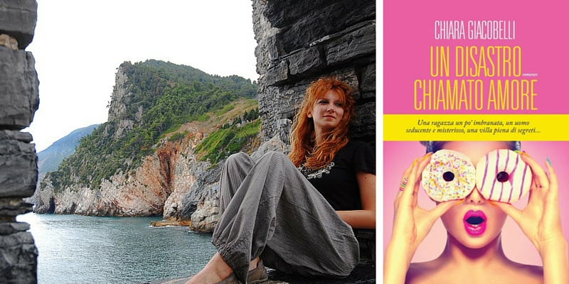 """Chiara Giacobelli, """"Per il mio primo romanzo mi sono ispirata ad Audrey Hepburn ed i suoi figli"""""""