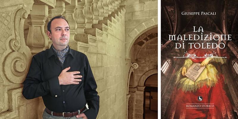 """""""La maledizione di Toledo"""", romanzo nato da un profondo amore per la storia"""