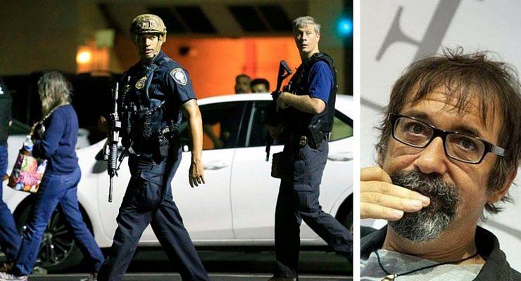 """Emanuele Trevi sulla strage di Dallas, """"Vendere armi al supermarket è pura follia"""""""