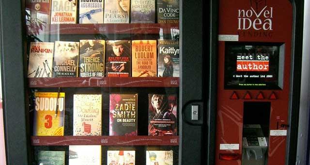 book-vending-machine