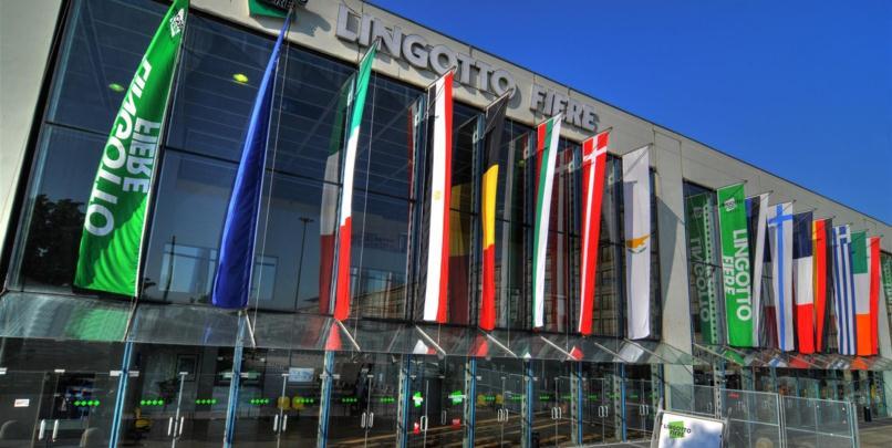 Salone del Mobile di Torino, Lingotto Fiera