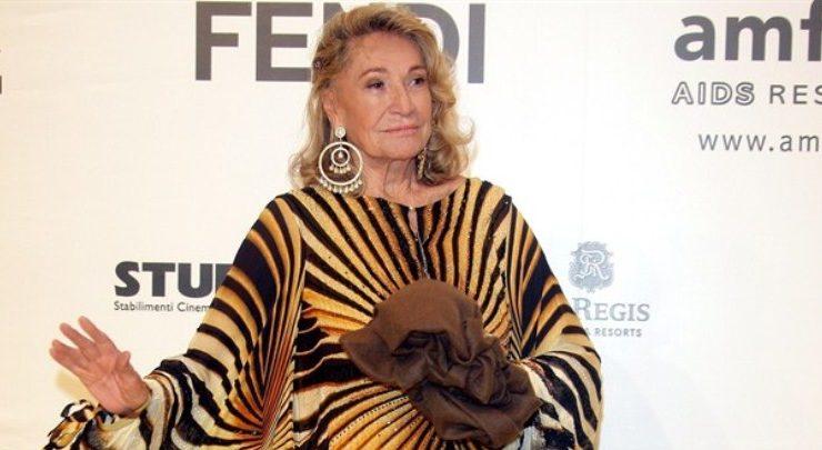 Addio a Marta Marzotto