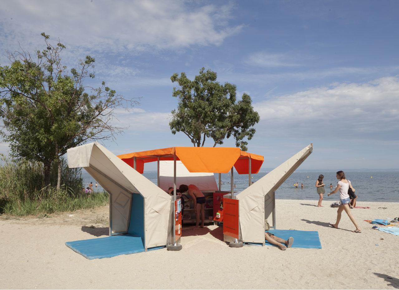 matali crasset beach library 07