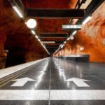 La metropolitana di Stoccolma | Stazione metropolitana di Rinkeby (Foto di Alexander Dragunov)