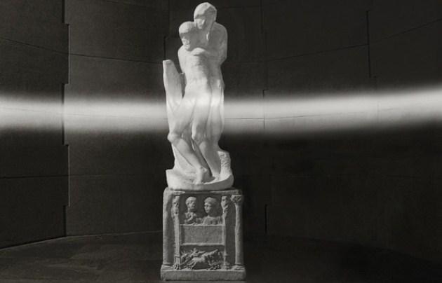 Mario Cresci in Aliam Figuram Mutare. Interazioni con la Pietà Rondanini di Michelangelo