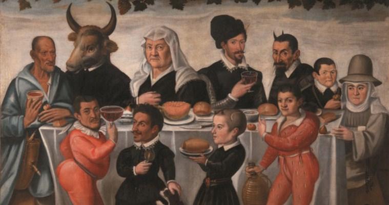 Buffoni e personaggi bizzarri della corte dei Medici in mostra a Firenze