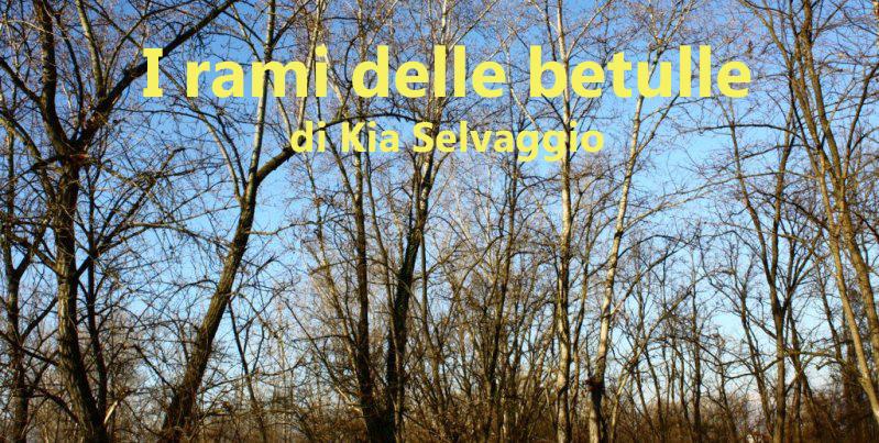 I rami delle betulle - racconto di Kia Selvaggio