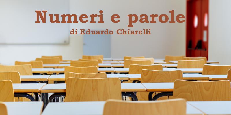 Numeri e parole - racconto di Eduardo Chiarelli
