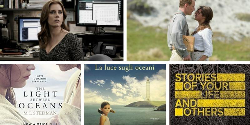 Film festival cinema di Venezia tratti dai libri