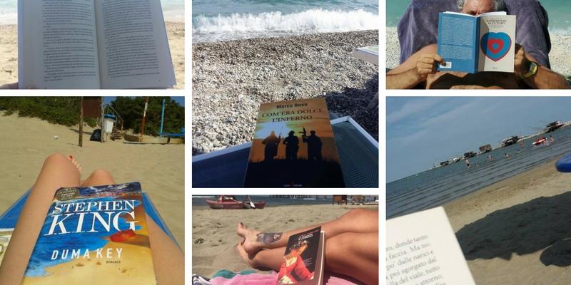 10 problemi che tutti gli amanti dei libri affrontano in estate