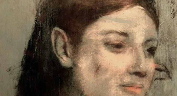 """""""Ritratto di donna"""" Degas"""