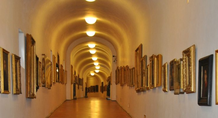 il Corridoio Vasariano degli Uffizi