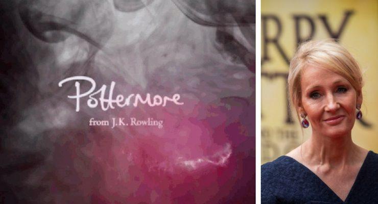 J.K. Rowling al lavoro per realizzare nuovi libri su Harry Potter