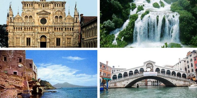 Turismo, un italiano su 2 non conosce le meraviglie del Bel Paese