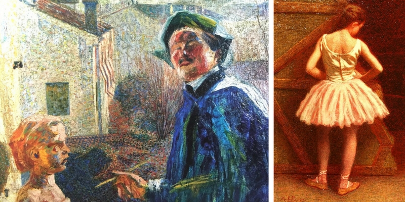 """I """"pittori della luce"""" in mostra al Mart di Rovereto"""