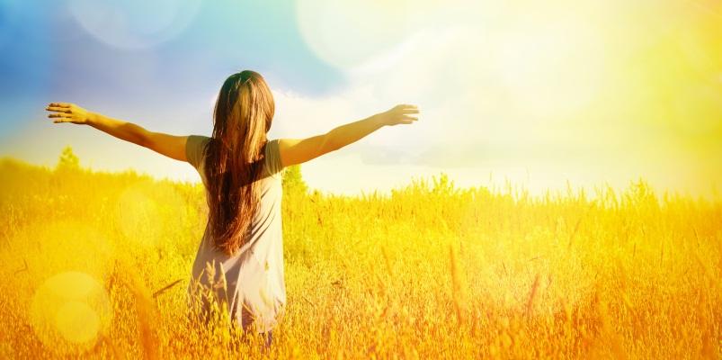 Si può essere sani e felici? La risposta all'interno di un libro