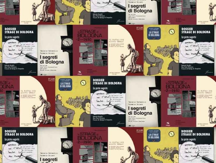 Strage di Bologna, 5 libri per non dimenticare