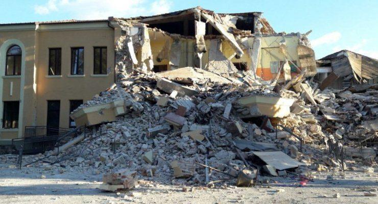 Terremoto, ricomincia la scuola per i bambini delle zone colpite dal sisma