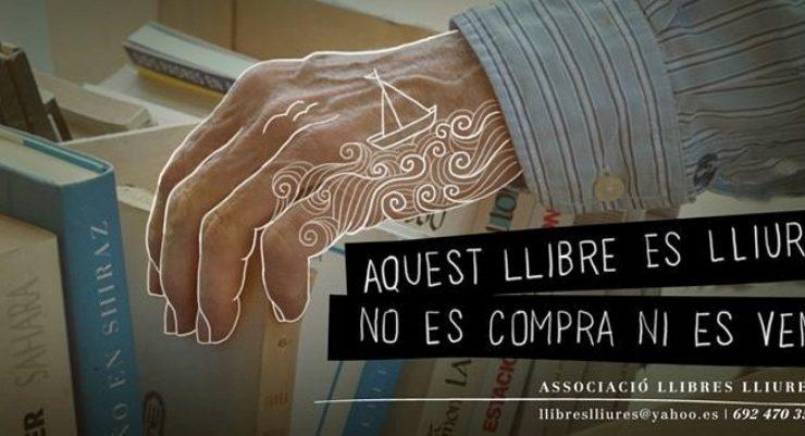 Llibres Lliures, a Barcellona la libreria che regala i libri