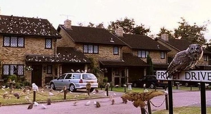 Harry Potter, in vendita la casa di Privet Drive dove è cresciuto il maghetto