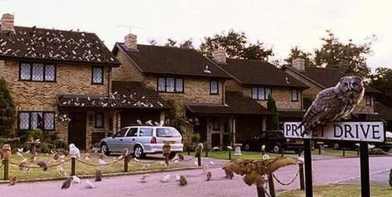 Harry Potter, in vendita la casa di Privet Drive dove è cresciuto il maghetto