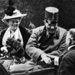 15 fotografie rare che probabilmente non avete mai visto | L'arciduca Francesco Ferdinando e la moglie Sophia il giorno dell'attentato