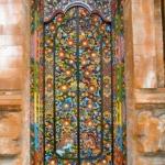 Le porte artistiche più belle al mondo | Bali, Indonesia - Image credits: Corinna A. Carlson