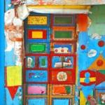 Le porte artistiche più belle al mondo | Burano, Italia - Image credits: John C. Hutchins
