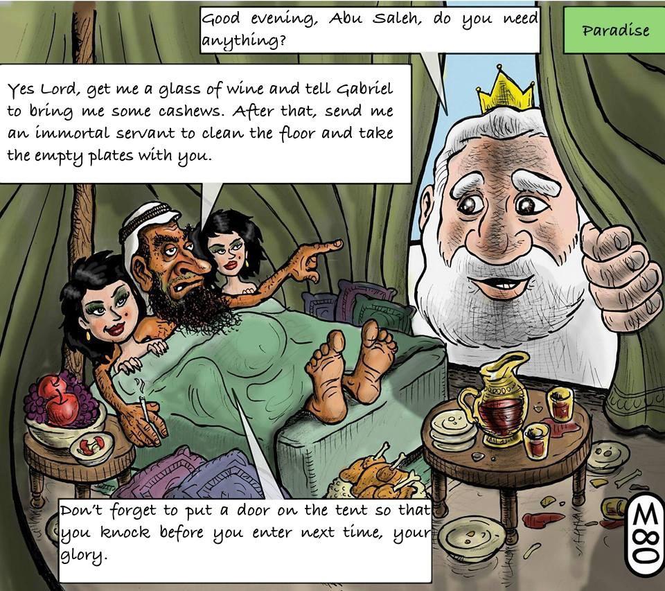 vignetta Islam