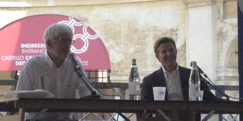 Il futuro dopo Internet, il consigliere della Clinton Alec Ross a colloquio con Severgnini a Mantova