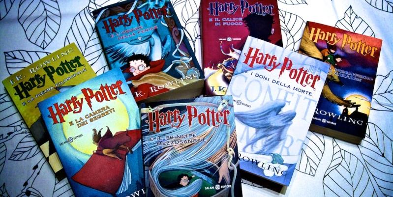 L'ultima magia di Harry Potter, aumentare il numero di lettori in Italia
