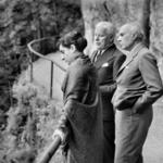 15 fotografie rare che probabilmente non avete mai visto | Indira Gandhi, C. Chaplin e J. Nehru