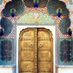 Le porte artistiche più belle al mondo | Jaipur, India - Image credits: payal.jhaveri