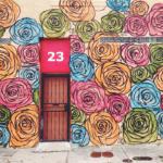 Le porte artistiche più belle al mondo | Miami, Florida, USA - Image credits: jaydkim