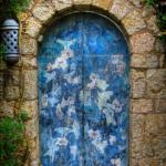 Le porte artistiche più belle al mondo | Pollença, Isole Baleari, Spagna - Image credits: silverlarynx