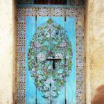 Le porte artistiche più belle al mondo | Rabat, Morocco - Image credits: David&Bonnie