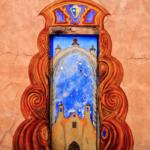 Le porte artistiche più belle al mondo | Santa Fe, New Mexico, USA - Image credits: Ken Piorkowski