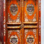 Le porte artistiche più belle al mondo | Shanghai, China - Image credits: Sean Maynard