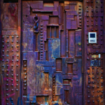 Le porte artistiche più belle al mondo | Soho, New York, USA - Image credits: Gary Burke