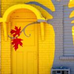 Le porte artistiche più belle al mondo |     Toronto, Ontario, Canada - Image credits: mandalaybus