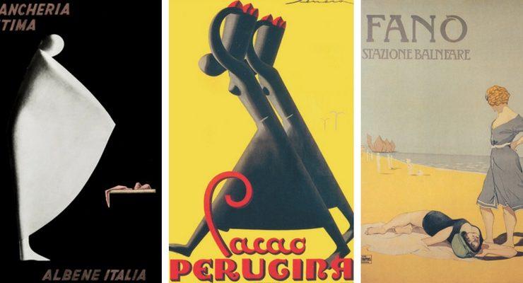 L'arte della pubblicità, la creatività di Federico Seneca in mostra a Chiasso