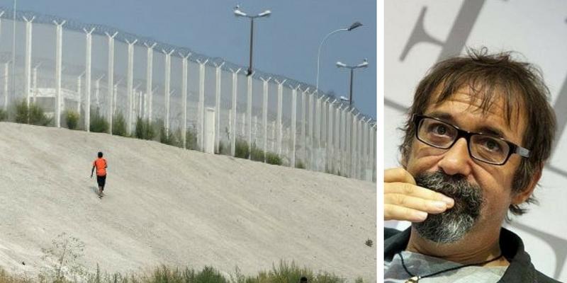 """Emanuele Trevi, """"Chi alza muri non rispetta i valori dell'Europa e dei Paesi membri"""""""