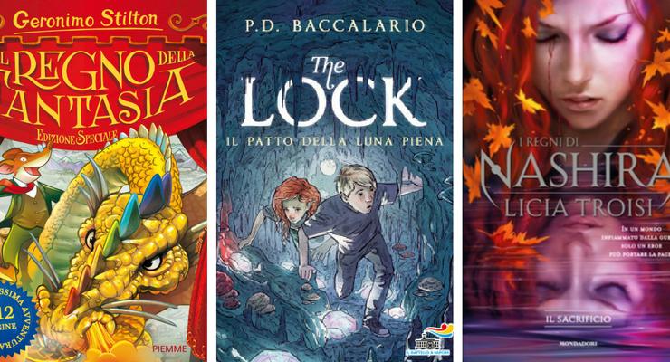 I libri italiani per ragazzi sonoI libri più apprezzati al mondo